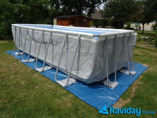 montage piscine hors sol bestway