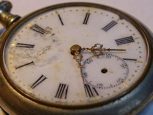 montre à gousset ancienne