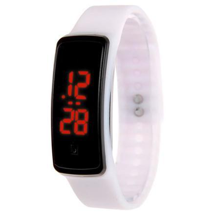 montre bracelet led