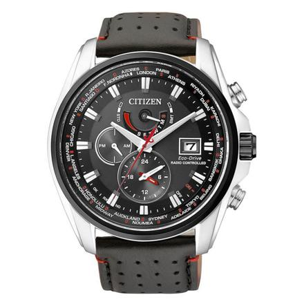 montre citizen radio pilotée