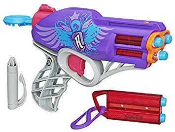 nerf pistolet fille