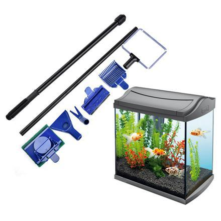 nettoyage complet aquarium