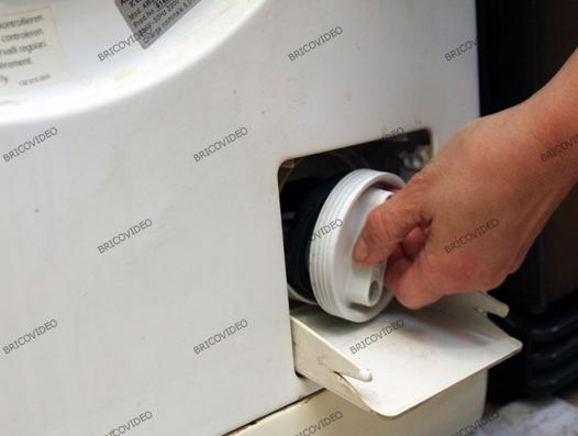 nettoyer le filtre d une machine à laver