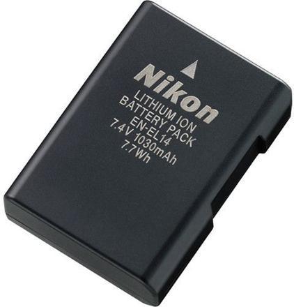 nikon batterie