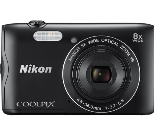 nikon coolpix compact