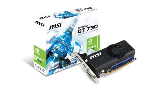 nvidia gt 730 2 go