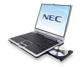 ordinateur portable nec