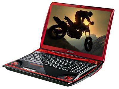 ordinateur portable pour jeux