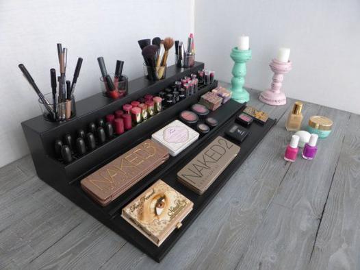 organiseur de maquillage