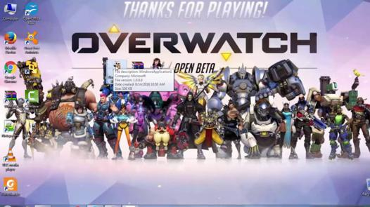 overwatch clé pc