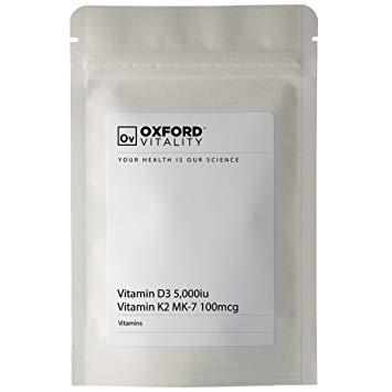 oxford vitality