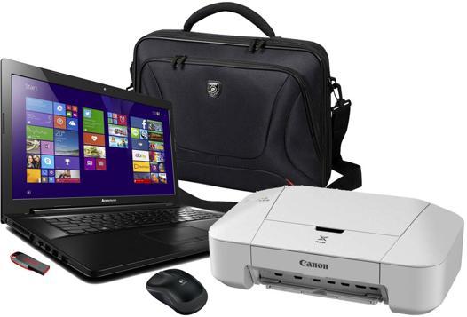 pack ordinateur portable imprimante