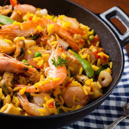 paella cookeo