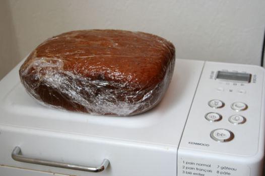 pain d'épice machine à pain moulinex