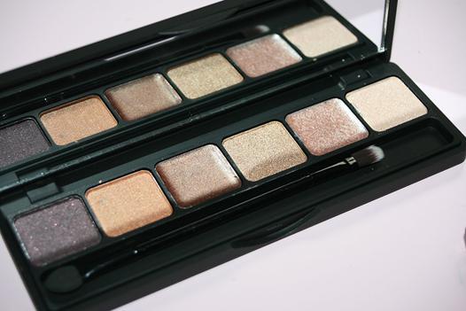 palette maquillage sleek