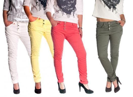 pantalon please femme