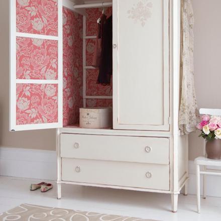 papier décoratif meuble