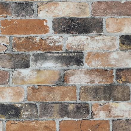 papier paint brique