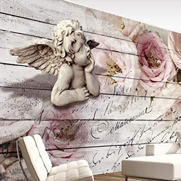 papier peint ange