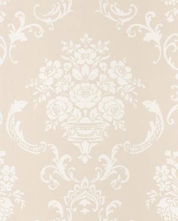 papier peint beige motif