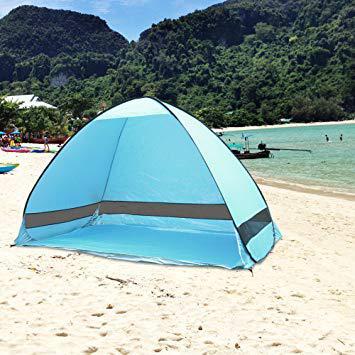parasol tente de plage