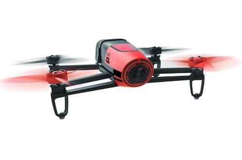 parrot bebop drone rouge