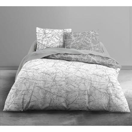 parure de lit marbre