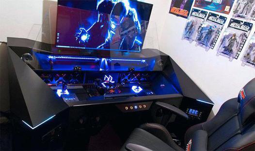 pc bureau gamer