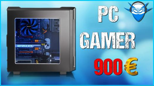 pc gamer 900 euros