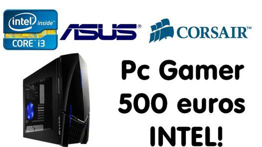 pc gamer a 500 euros