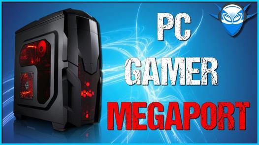 pc gamer megaport