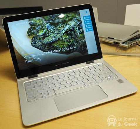 pc portable hp spectre x360