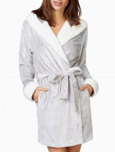 peignoir robe de chambre femme