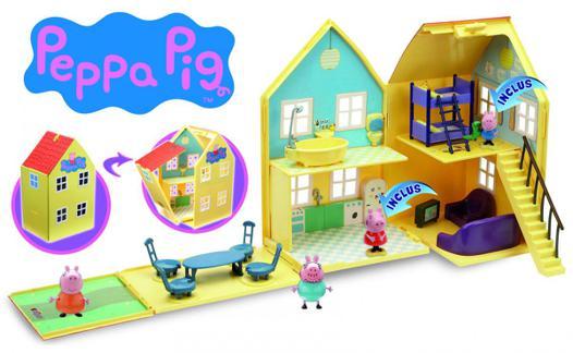 peppa pig en jeux