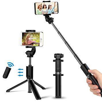 perche a selfie bluetooth