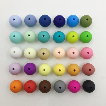 perle en silicone