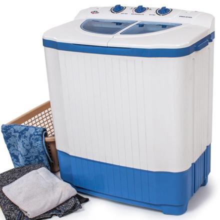 petite machine à laver le linge