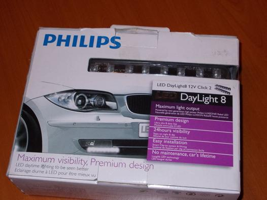 philips eclairage auto