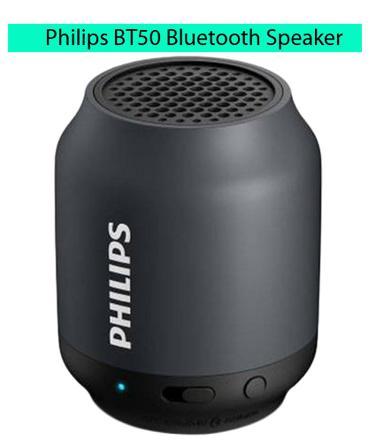 philips mini bluetooth speaker