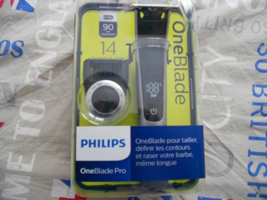 philips rasoir one blade pro qp6520/30