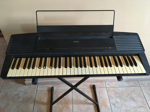 piano electrique yamaha