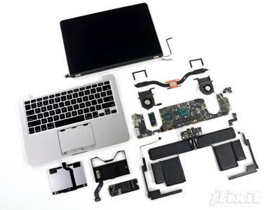 pièces détachées macbook