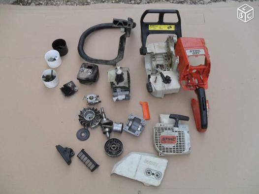 pieces detachees stihl