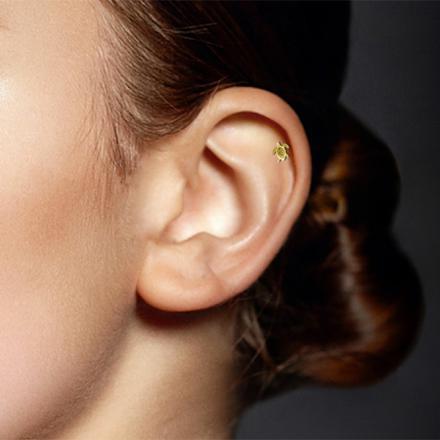 piercing cartilage oreille bijoux