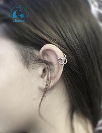 piercing oreille femme cartilage