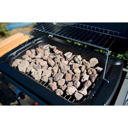 pierre volcanique pour barbecue