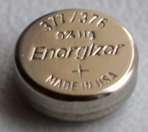 pile 377/376 energizer