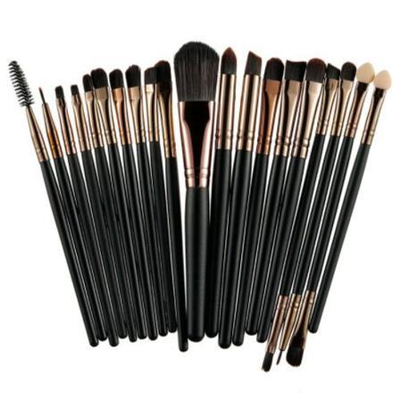 pinceaux de maquillage professionnel