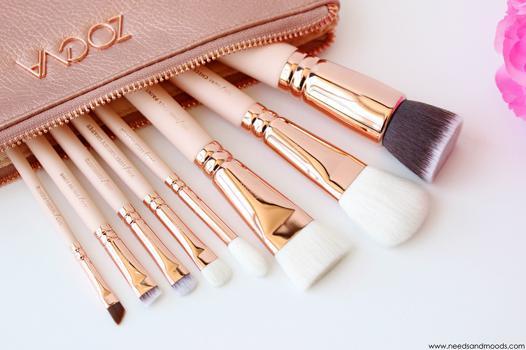 pinceaux maquillage zoeva