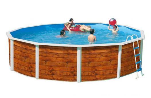 piscine circulaire hors sol